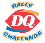 Dq Rally Challenge Sticker